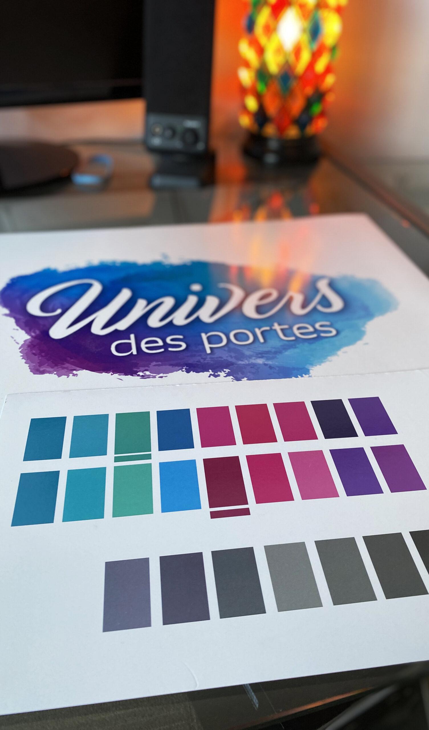 Univers des Portes Making of 26