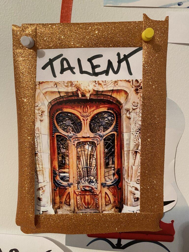 Univers des Portes Talent